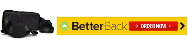 BetterBack Order Now!